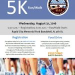 GPTCHB Announces Empowering Health 5k Run/Walk and Food Drive