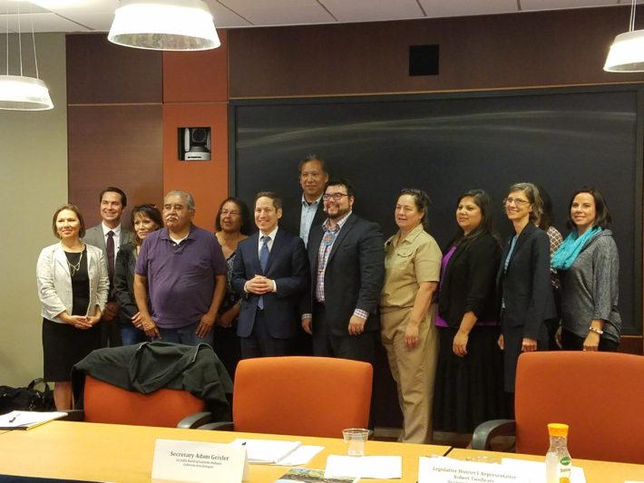 Tribal Leaders Work with CDC on Transition Plan